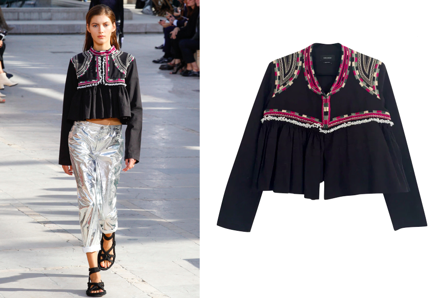 www.vestiairecollective.com:women-clothing:jackets:isabel-marant:black-cotton-short-vest-isabel-marant-3723861