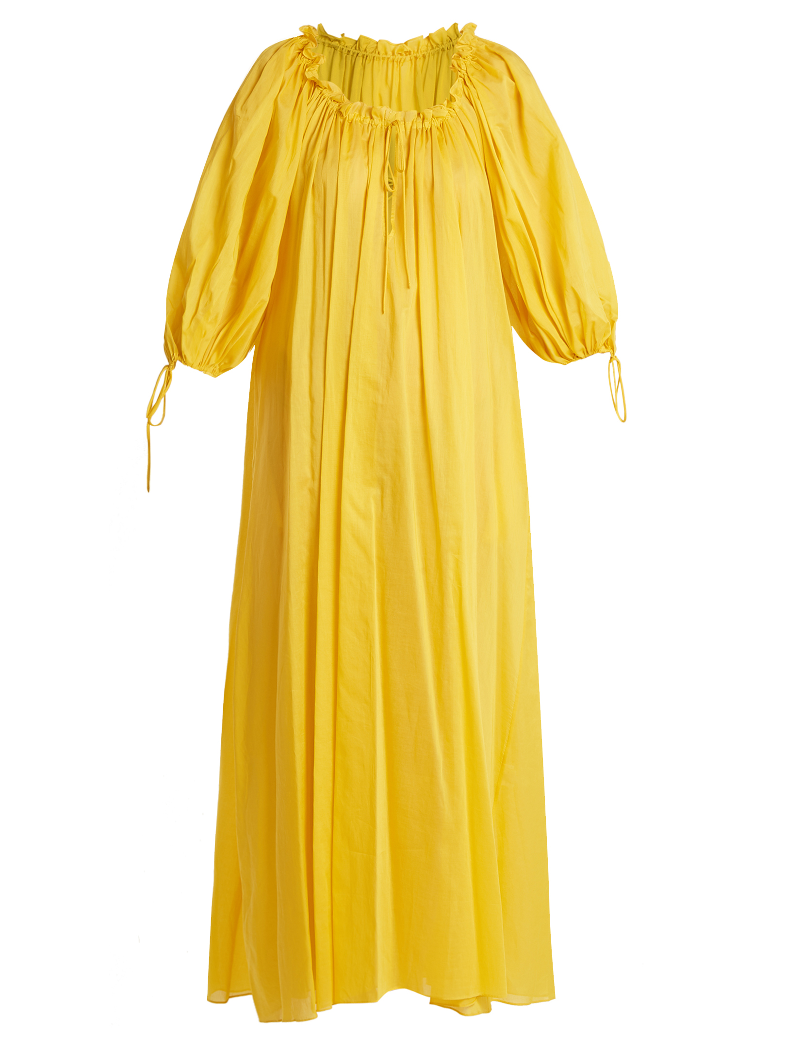 cest-clairette-three-graces-london-yellow-maxi-dress-july-2017
